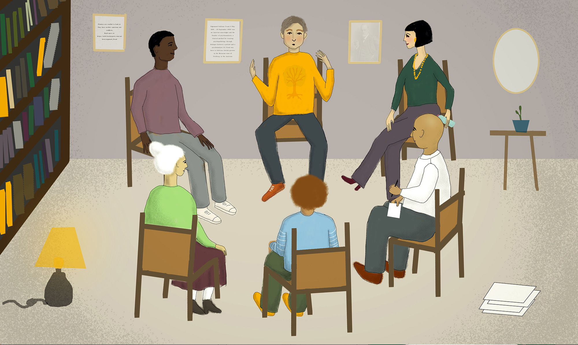 Training at British Psychotherapy Foundation