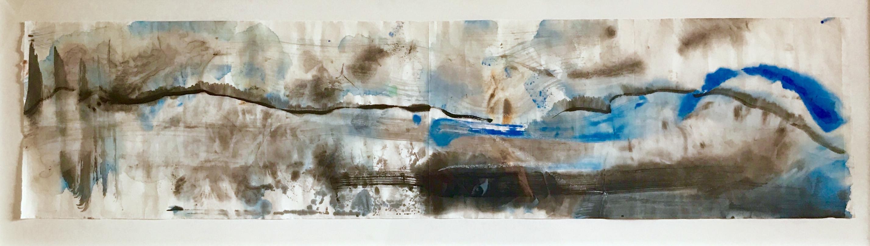 Ana Mejia's painting