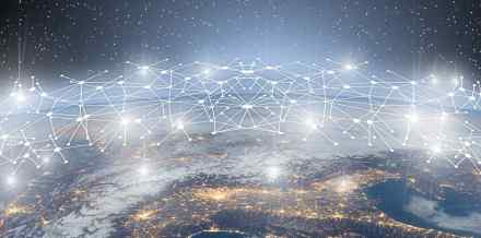 Digital global network